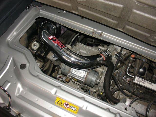 INJEN SHORT RAM INTAKE 2010 MAZDA3 2.5 SP6067BLK BLACK