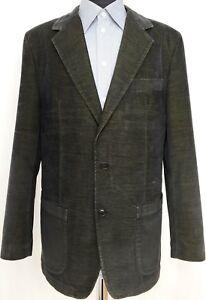 Kleidung & Accessoires Herrenmode Gastfreundlich Steine Setpoint Herren Velvet Cord 2 Ton Sport Mantel Jacke Grün Grau 50 40r L