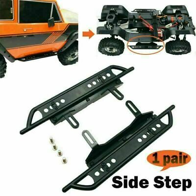 1Pair Side Step Rock Sliders Kit Parts for KYX 1//10Redcat Racing GEN8 Scout II