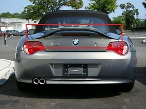 BMW-Z4-E85-02-08-REAR-BOOT-TRUNK-SPOILER-NEW-TAILGATE