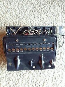 1980 vanagon fuse box    vanagon       fuse       box    with bracket original    1980    85 ebay     vanagon       fuse       box    with bracket original    1980    85 ebay