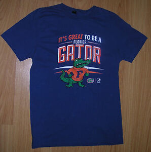 6eff4103 Men's T Shirt Sz S University of Florida Gators Pepsi Green Orange ...