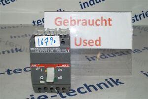 Abb-Sace-S1-Interrupteur-de-puissance-Circiut-Disjoncteur-125A