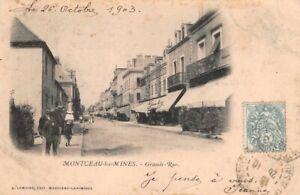 MONTCEAU-les-MINES-Grande-Rue