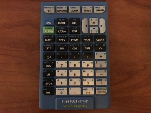 TI-84 Plus Keypad For TI-Nspire