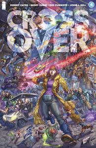 Crossover #4 Alan Quah Scorpion Comics Trade Dress Variant A LTD 666 COPIES COA