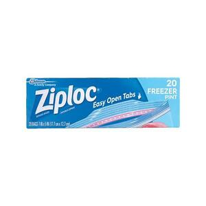 Ziploc Pint Ziploc Freezer Bag Ebay