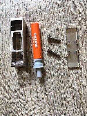 B/&Q Salice PREMIUM DOOR BUFFER Anti-Slam Drawer//Cupboard Damper 3x Packs of 5