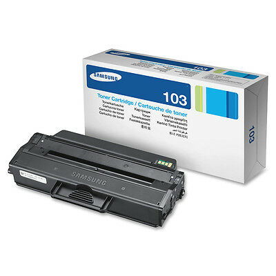 Genuine Samsung MLT-D101S Black Toner Cartridge 1500 Page for SCX-3405FW SF-760P