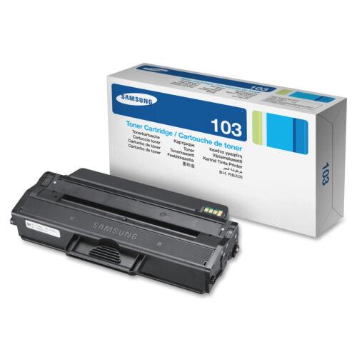 Genuine Samsung MLT-D101S Black Toner Cartridge 1500 Page for SCX-3405FW SF-760P
