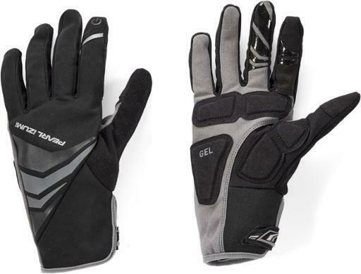 NEW! Pearl Izumi Elite Cyclone Gel Cycling Men's Gloves 14141605 Black Small