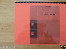 A0400 ANKER---TECHNICAL INFO--- ANKER M48 PHOTOCOPY