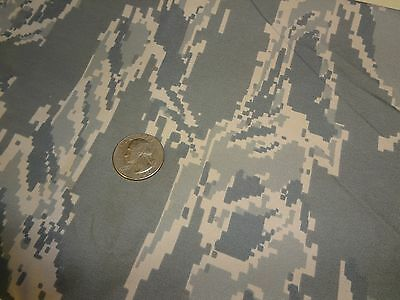 """ACU UCP DELTA CAMO NYCO RIPSTOP CAMOUFLAGE FABRIC 64/"""" WIDE BTY MILITARY CAMO"""