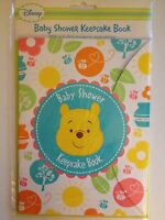 Winnie The Pooh Little Hunny Baby Shower Keepsake Book