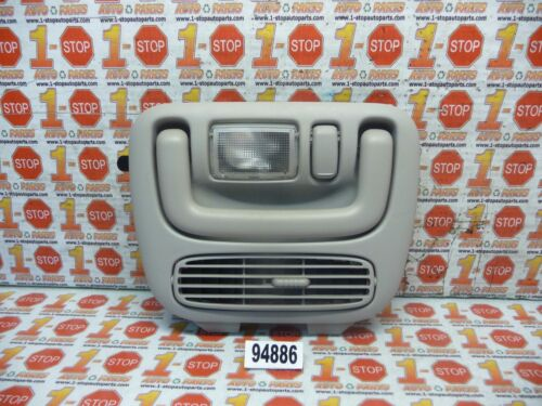 Details about  /04 05 06 07 08 09 010 TOYOTA SIENNA DRIVER//LEFT REAR DOME LIGHT W//AC VENT OEM