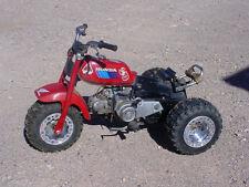 HONDA TRX70  ATC70  3/100 RINGED 8 INCH RIMS 3 + 3 OFFSET MINI RACE QUAD ATV