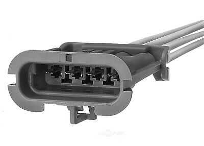 HVAC Blower Motor Resistor ACDelco GM Original Equipment 22807122 New Old Stock