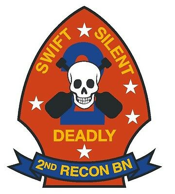 3rd Recon Battalion Sticker Military Armed Forces R269 CHOOSE SIZE FROM DROPDOWN
