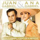 Los Gabriel: Cantan a Mexico by Juan Gabriel/Ana Gabriel (CD, Jun-2013, SME U.S. Latin)