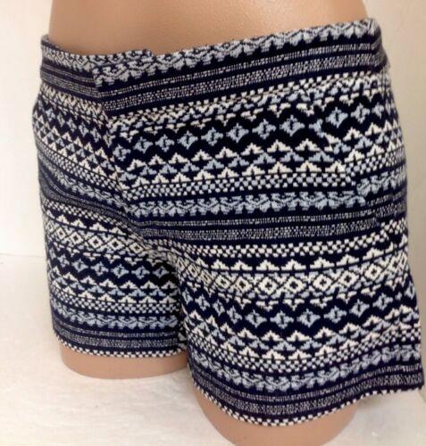 Shorts Blue Joie 0 Taglia Print 148 White Nwt dvqw5F