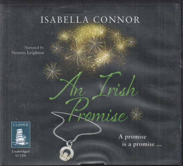 Isabella Connor An Irish Promise 13CD Audio Book Unabridged Emerald Isle Romance