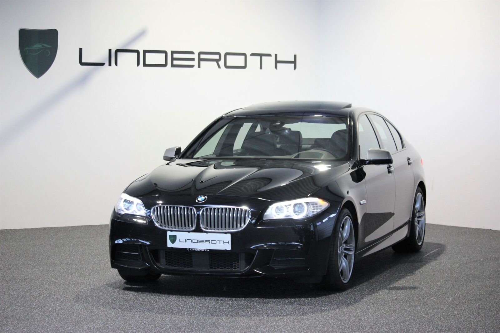 BMW M550d 3,0 xDrive aut. 4d - 3.485 kr.