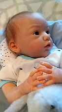 "Custom Order Lifelike Reborn Baby Boy Girl Maike by Gudrun Legler  19"" Doll Art"