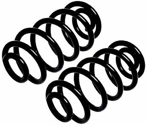 2x-Rear-Coil-Spring-Rover-75-Tourer-RJ-Estate-Without-Leveling-Control-2001-05