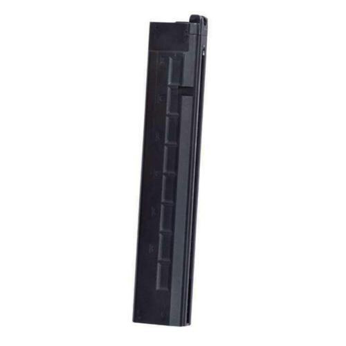 B/&t AIRSOFT MAGAZINE MP-9 type vert gaz version 6 mm BB /'s
