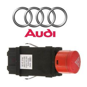 Audi TT Quattro Turn Signal Relay with Hazard Flasher Switch Genuine
