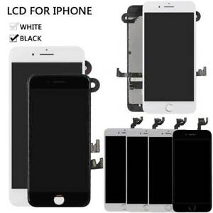 Full Complete Digitizer LCD Touch Screen Replacement For iPhone 6 6S 6s 7 8 Plus