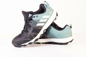 pimienta Anillo duro Inseguro  Adidas Kanadia TR8 Trail Running Shoes Black Womens 9 Mint Blue Black  Training | eBay
