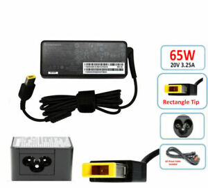 Genuine-Lenovo-20v-3-25a-Laptop-Charger-ADATTATORE-ALIMENTATORE-IdeaPad-G50-30-USB