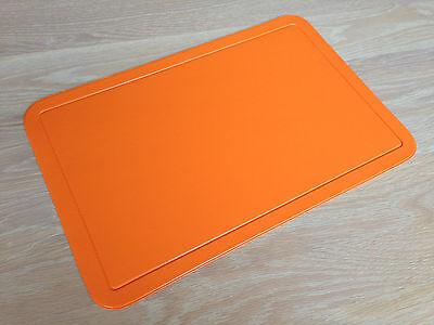 Tischset Platzset Platzmatte wasserdicht glänzend  abwaschbar 14 Farben uni