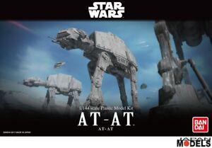 Star Wars At - At-At 1/144 Bandai / Revell 01205 Maquette en plastique