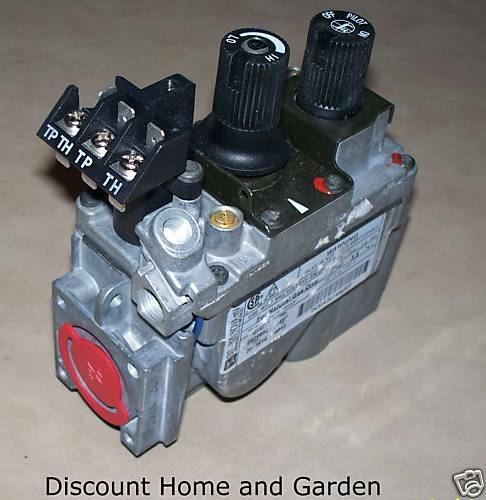 Heat-n-glo 230-0710 Direct Vent Fireplace Natural Gas Valve SIT 820