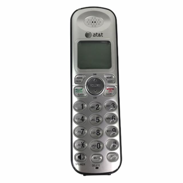 AT/&T Cordless Phone Handset for EL52200//EL52300//EL52400//EL52500 With Battery