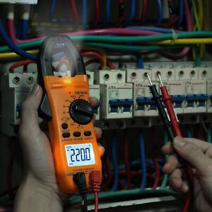 Digital-Multimeter-Clamp-Meter-True-TRMS-AC-DC-Current-Voltage-Resistance-Tester