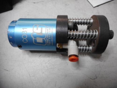 Details about  /CINCINNATTI TEST SYSTEMS CTS Connect™ Automatic connectors C031