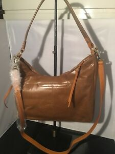 Image is loading hobo-intl-NWT-Delilah-Mink-color-Leather-Medium- 1a1cea791e590