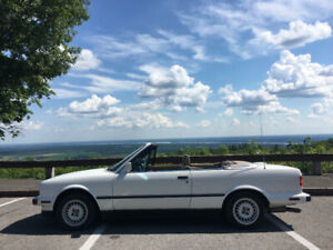 A VENDRE/FOR SALE: 1990 BMW 325i CONVERTIBLE - A VOIR/MUST SEE!