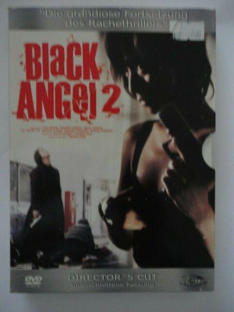🎁👀 Black Angel 2 - Director`s Cut (2005) 🎁👀  DVD