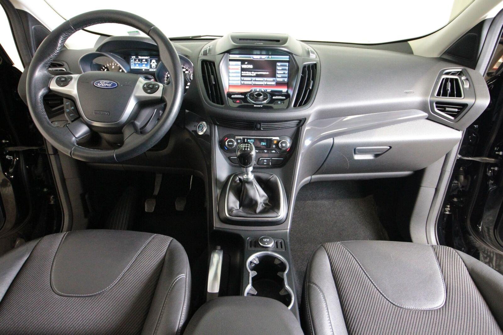 Ford Kuga TDCi 120 Titanium