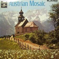 Various World(Vinyl LP)Austrain Mosaic-Columbia-SCX 6266-UK-VG+/VG+