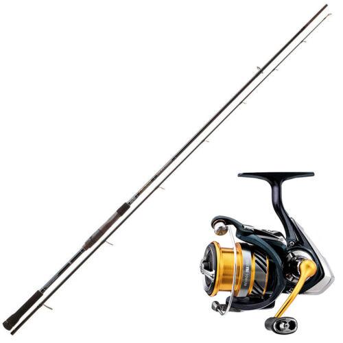 KP3906 Kit Pesca Spinning Canna Calibra 2,13 m 4-28 Gr Mulinello Revros RNG