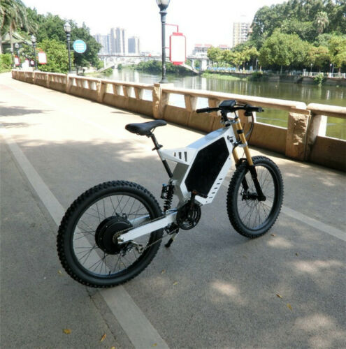 Electric-bicycle-eBike-Stealth-Bomber-e-Bike