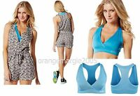 Zumba Official Fun Edgy Romper Shorts & Mid Level Bra-cute,cool & Comfy S M L Xl