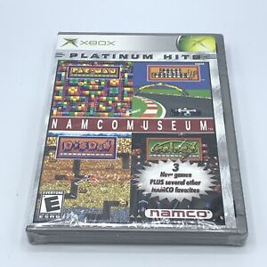 Namco Museum (Microsoft Xbox, 2002) New And Sealed