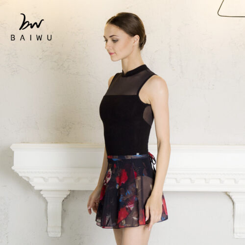 Classic Ballet Leotards for Adult Fashion Mesh Leotard Baiwu Dance 11414118