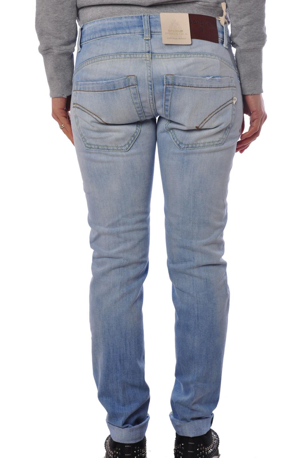 Dondup  -  Pants - Female - 29 - Denim - 1312208B164516